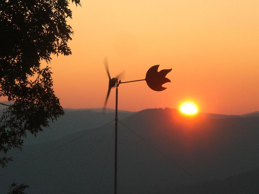 Installations éoliennes